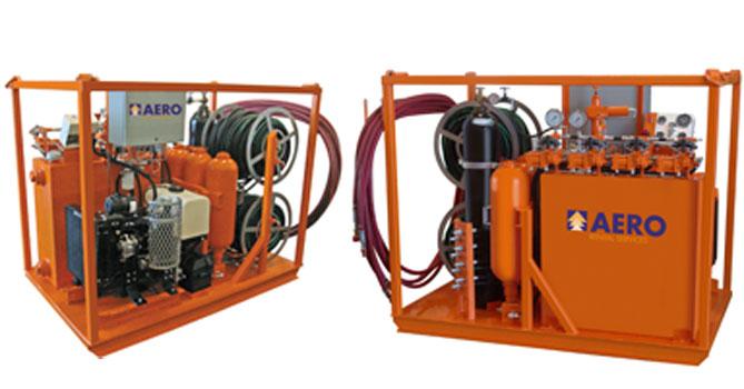 Coil Tubing Bop Service : Equipment accumulator aero rental services